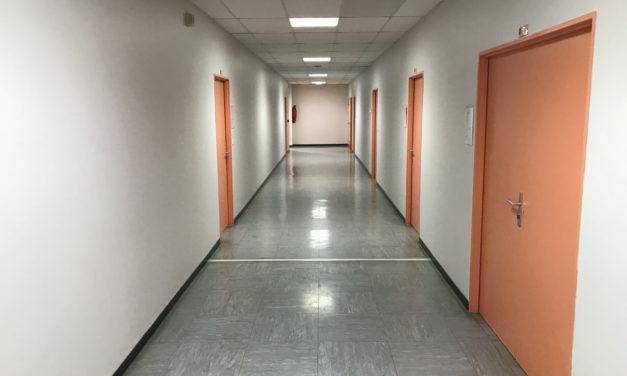 Maintenance des Campus EST & OUEST – Mai 2018