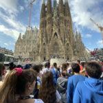 Voyage à Barcelone des 4èmes 4,5,7 & 8