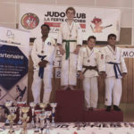 Judo sélection minime 77