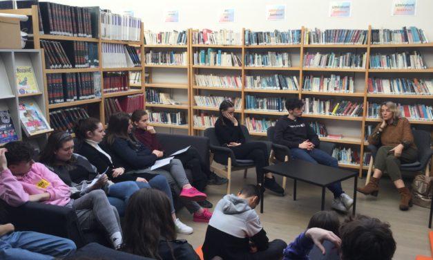 Rencontre avec l'écrivaine Carole Zalberg