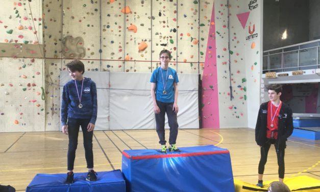 AS Escalade – Compétition Interdistrict de Lagny-sur-Marne
