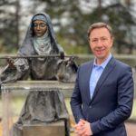 Thérèse nous rend visite dans Secret d'histoire