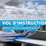 BIA : Vol d'instruction à Chaubuisson – Septembre 2020