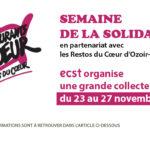 Semaine de la solidarité 2020