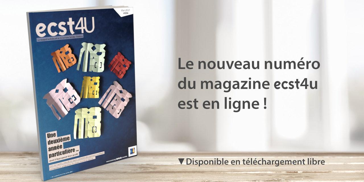 Magazine ECST4U #34