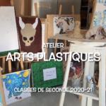 ATELIER ARTS PLASTIQUES (classes de 2nde)