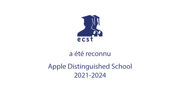 Apple Distinguished School 2021-2024